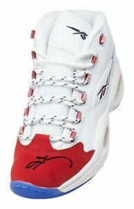 Allen Iverson Signed Philadelphia 76ers Right White Reebok Shoe PSA/DNA