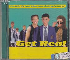 Get Real Film Soundtrack CD NEW Cameo Troggs Sleeper Republica Dodgy FASTPOST