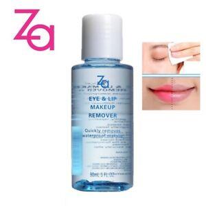 *SHISEIDO ZA Eye & Lip Makeup Remover Waterproof makeup 90ml