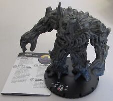 GROOT G025 Avengers Infinity Marvel HeroClix Colossal Super Rare