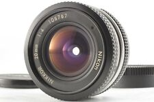 [NEAR MINT] Nikon Ai-Converted Nikkor 20mm F/4 MF Wide Angle Lens From Japan 876