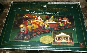 New Bright Industrial Co., Ltd Holiday Express Toy Train Set
