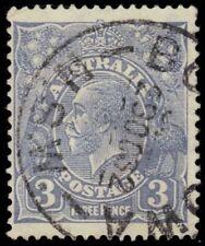 """AUSTRALIA 117 (SG128) - King George V """"1932 Ultramarine"""" (pa36618)"""