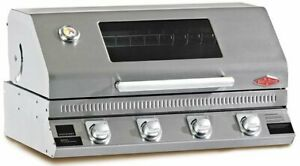 Beefeater Discovery 1100S 4 Burner Built-In LPG BBQ Model BD16340 RRP $1399.00