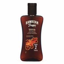 Hawaiian Tropic Tanning Oil Intense SPF2 200ml