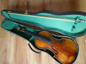 Alte Geige 4/4 Violine Copy Stradiuarius Framus