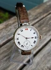Longines trench watch, First world war, Fully working! rare watch