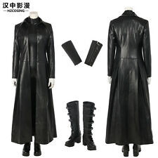 HZYM Underworld Blood Wars Vampire Warrior Selene Cosplay Costume Leather Outfit