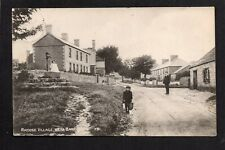 Rhoose Village near Barry - printed postcard