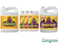 Advanced Nutrients - Jungle Juice Grow, Bloom & Micro 1L/5L - Hydroponics