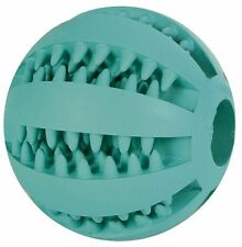 Denta Fun Ball Mint Fresh Dog Baseball Toy 5cm