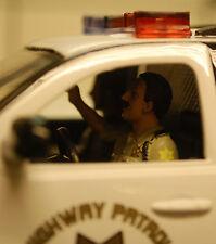 23827 American Diorama Polizist Deputy Sheriff Set of 2, 2 Stück, 1:24