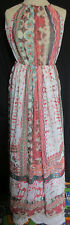 Urban Touch Womens Teens Lovely Ethnic Print Maxi Dress Size 12