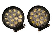 Par Universal Super Brillantes De 42w vatios LED Focos Motocicleta Moto Quad