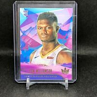 2020 PANINI COURT KINGS ZION WILLIAMSON Level 1 ROOKIE Basketball Card Pelicans