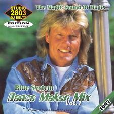 $YS154A - BLUE SYSTEM - Dance Maker Mix vol.1 (DJ Beltz) /1CD - MODERN TALKING