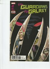ALL NEW GUARDIANS OF THE GALAXY # 6 !! 2017 RAPTORS !! AARON KUDER .99 AUCTIONS