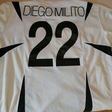Diego Milito Zaragoza shirt maglia jersey maillot Argentina