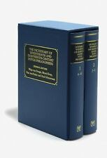 Dictionary of Seventeenth and Eighteenth-Century Dutch Philosophers by . 9781855