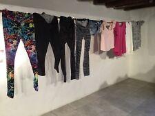 Lot of Women's Designer Clothing Designer, Size Small Sportswear, 13 Pieces,