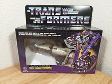Transformers G1 Vintage Reissue Astrotrain Triple Changers Walmart Exclusive NEW