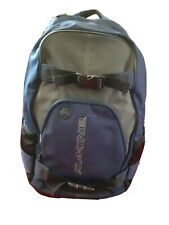 Dakine Navy And Grey Backpack