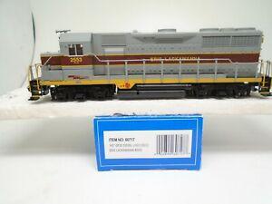 Bachmann Ho 60717 Gp-35 locomotive, Erie Lackawanna 2553, DCC only