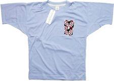 Vivienne Westwood Man Japan Ltd Orb & Heart Pocket T-shirt Top-L Size-Blue Grey