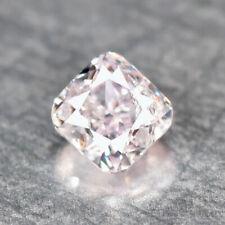 "0.07CT CUSHION, UNTREATED PINK DIAMOND NATURAL LOOSE DIAMOND ""SI1"" CLARITY"
