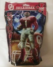 Oklahoma Sooners Football 100 Piece Puzzle Masterpieces Resealable Bag