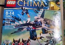 LEGO Legends of Chima Eris' Eagle Interceptor (70003) 348 pcs. New 2012