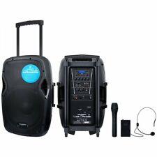 KAM RZ12AP Portable Speaker with Handheld/Headset Microphone