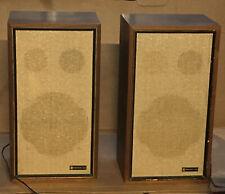 Criterion 100a Vintage Speakers