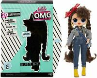 LOL Surprise OMG Busy BB Girl Fashion Doll with 20 Surprises