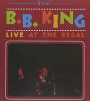 BB King - Live At The Regal [CD]