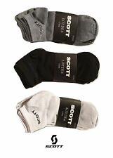 Scott lot de 6 paires de socquettes mixte coton