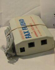 Telefono telefono//fax//linea ADSL Jack Accoppiatore Connettore Adattatore Interruttore Controllo WT