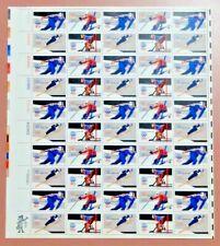 Scott #1795 Olympics - Skiing Mint Sheet ( Face Value - $7.50 ) Perf 11.5 X 10.5