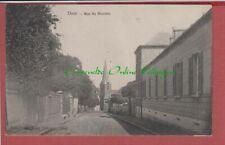 Oude Postkaart CPA Dour Rue du Berceau