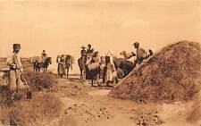 France Ancienne recolte du Sel a L'Ile de Re Farmers