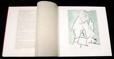 Luigi Cavallo - Gianni Dova: Dalle parti del mare. Serigrafie originali. 1977
