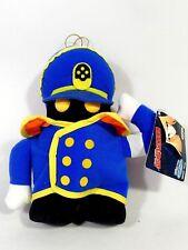 "RARE Galaxy Express 999 CONDUCTOR 7"" Plush Doll Banpresto 1994 Japan Prize Toy"