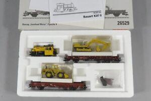 T 80882 Märklin Bauzug 26529