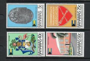 BAHAMAS MNH 1982 SG631-634 PARLIAMENTARY CONFERENCE