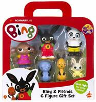 Bing & Friends 6 Figure Gift Set from the hit CBeebies Show