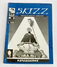Fanzine SKIZZ MICROFUMETTO URBANO n. 3 fumetti