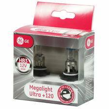GE MegaLight Ultra HB3 53060NU 9005 Autolampe 2 St.