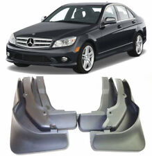 OEM Splash Mud Guards Mud Flaps For 2007-2011 Mercedes Benz C Class Sport Sedan