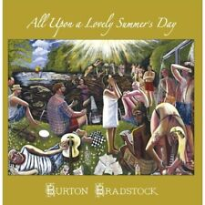 Burton Bradstock - All Upon A Lovely Summer's Day [CD]