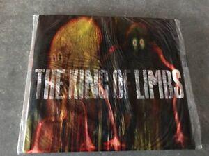"Radiohead The King Of Limbs Sealed Uk Newspaper Cd 2 Clear Vinyl 10"" LPS"